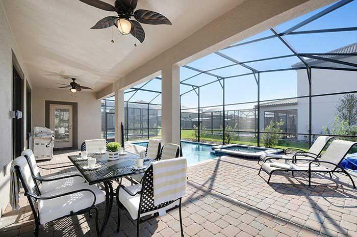 Alquiler de casas vacacionales en orlando cerca de disney for Alquiler de casas vacacionales con piscina
