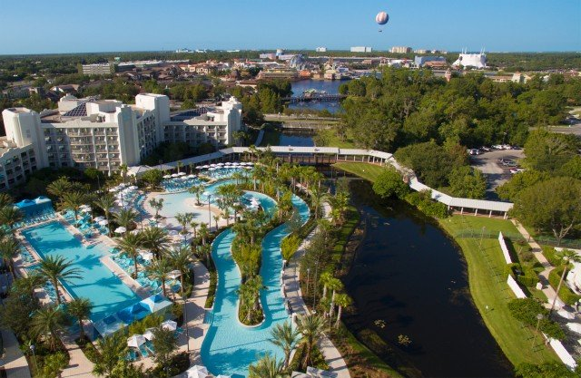 Hilton Buena Vista Palace Dentro de Walt Disney World