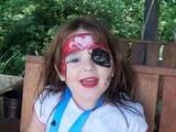 Get a fun makeover in minutes at a face painting booth!