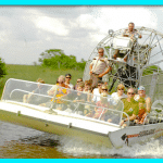 Orlando Vacation Airboat Ride