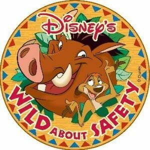 safty Disney logo