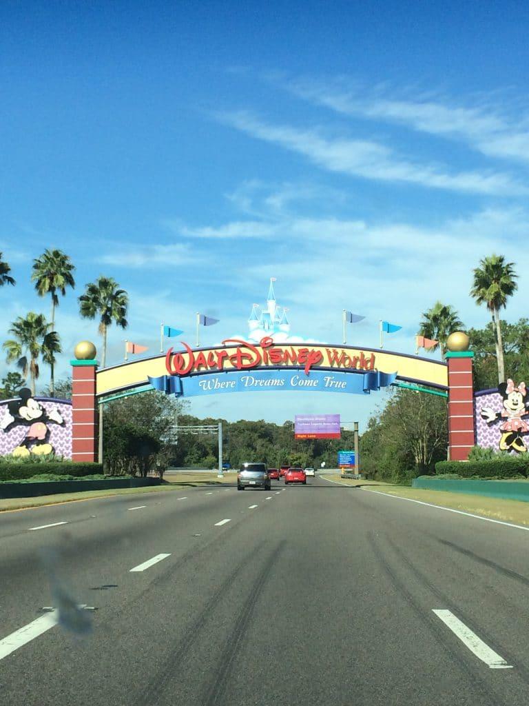 Disney Orlando Gates