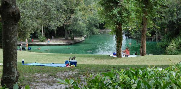 orlandovacation-wekiva-springs-state-park