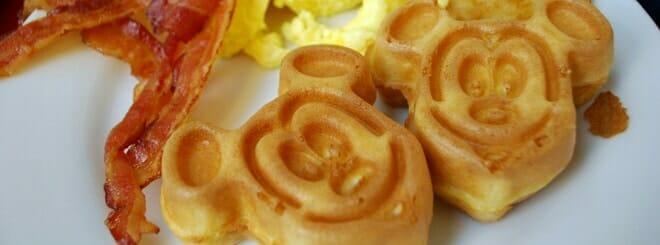 disney world character breakfast