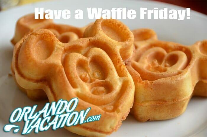 waffle-friday