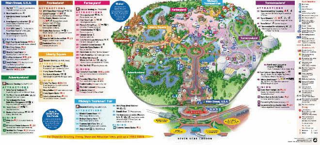 orlandovacation_disney-map-itinerary