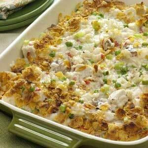 chicken-casserole-vacation-home-dining