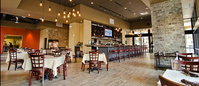 Orlando restaurants perfect for large groups for Restaurants for big groups