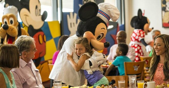 meet mickey mouse chef mickey's