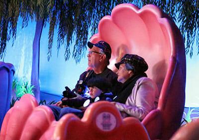 grandparents disney world ride