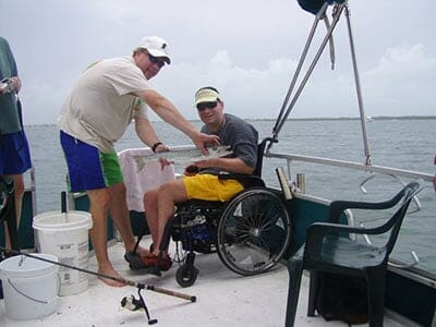 tranquil adventures special needs fishing