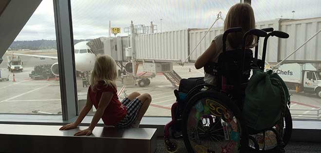 airline travel special needs