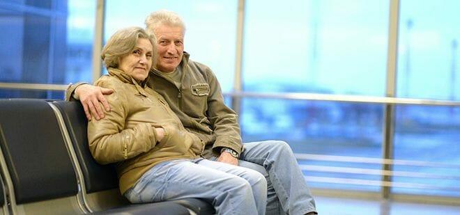 senior citizen flying tips