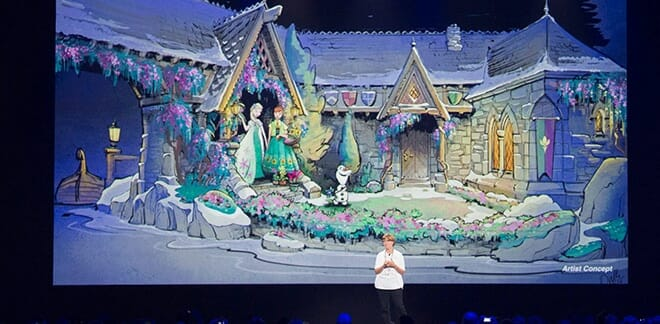 frozen ever after coming spring 2016