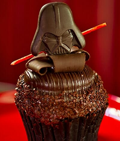star wars cupcakes disney world