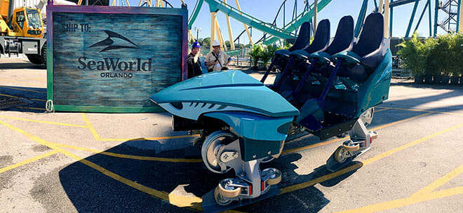 seaworld mako coaster