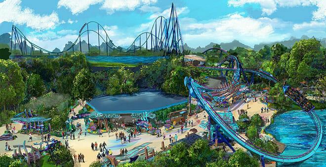 mako roller coaster seaworld orlando