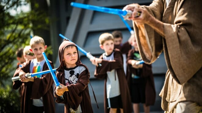 jedi training disney world
