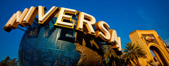 3 day Universal Studios vacation package