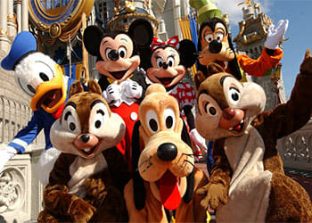Disney World Park Hopper Tickets