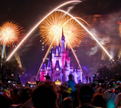 guide to the walt disney world magic kingdom theme park