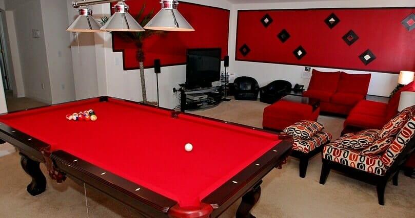 Orlando vacation house rentals near Disney World