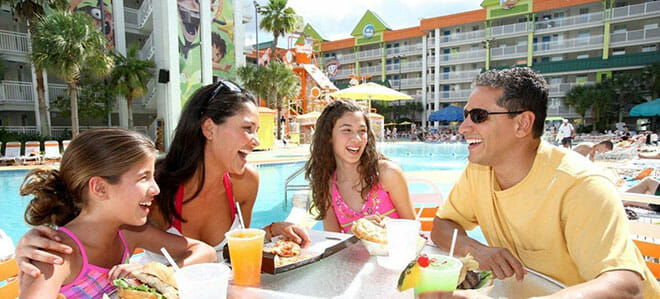 Holiday Inn Resort Orlando Suites Lagoon Grill