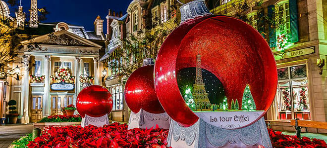 Holidays Around the World Epcot