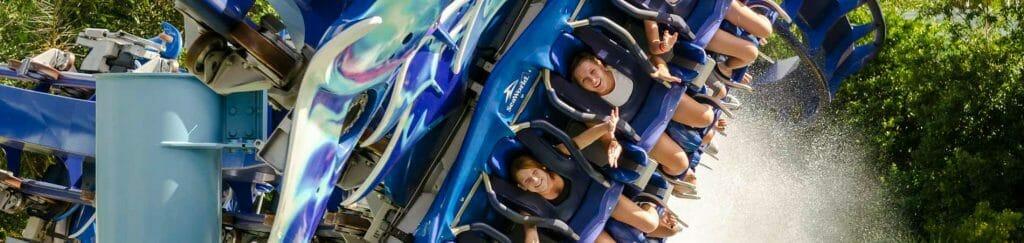 SeaWorld Orlando Vacation Discount Tickets
