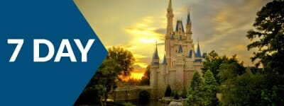 Book your 7 Day Orlando Packages
