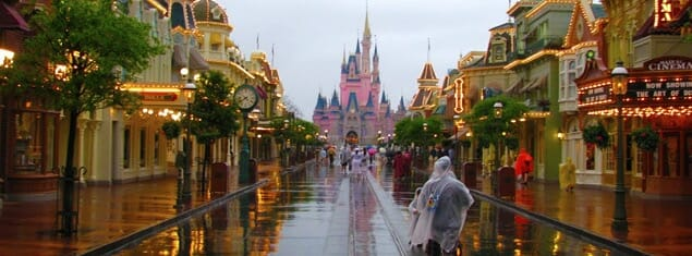 Rainy Days at Walt Disney World - Orlando Vacation
