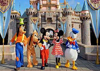 Walt Disney World Base Tickets