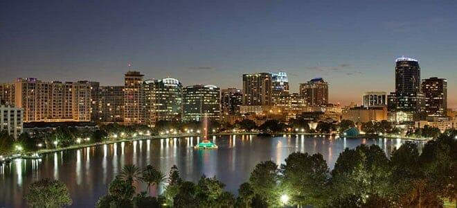 downtown Orlando dining