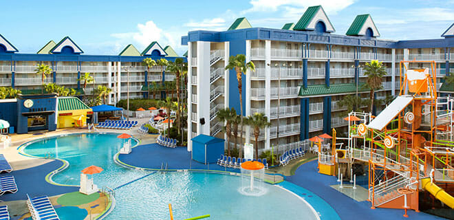 Holiday Inn Resort Orlando Suites Waterpark