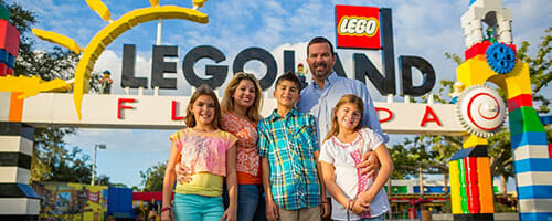 Buy Legoland Florida tickets