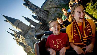 Universal Studios Orlando 2 park tickets