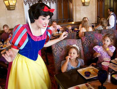 Dine With Cinderella