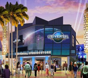 CityWalk - Planning a Universal Studios Vacation