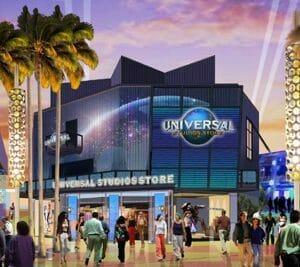 City Walk - Universal Studios