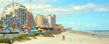 Daytona Florida Beach Vacation
