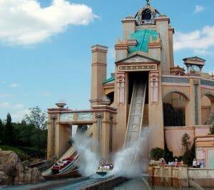 Journey to Atlantis - SeaWorld Orlando 101