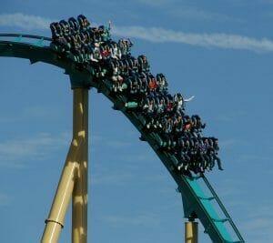 Kraken - SeaWorld Orlando 101