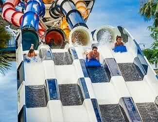 Orlando Vacation Water Parks - Orlando 101