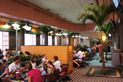 ABC Commissary Disney Hollywood Studios