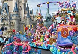 Disney World Parade - Avoid Long Lines at Walt Disney World