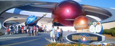 Epcot Mission Space - OrlandoVacation