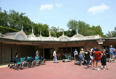 wheelchair rental magic kingdom orlando