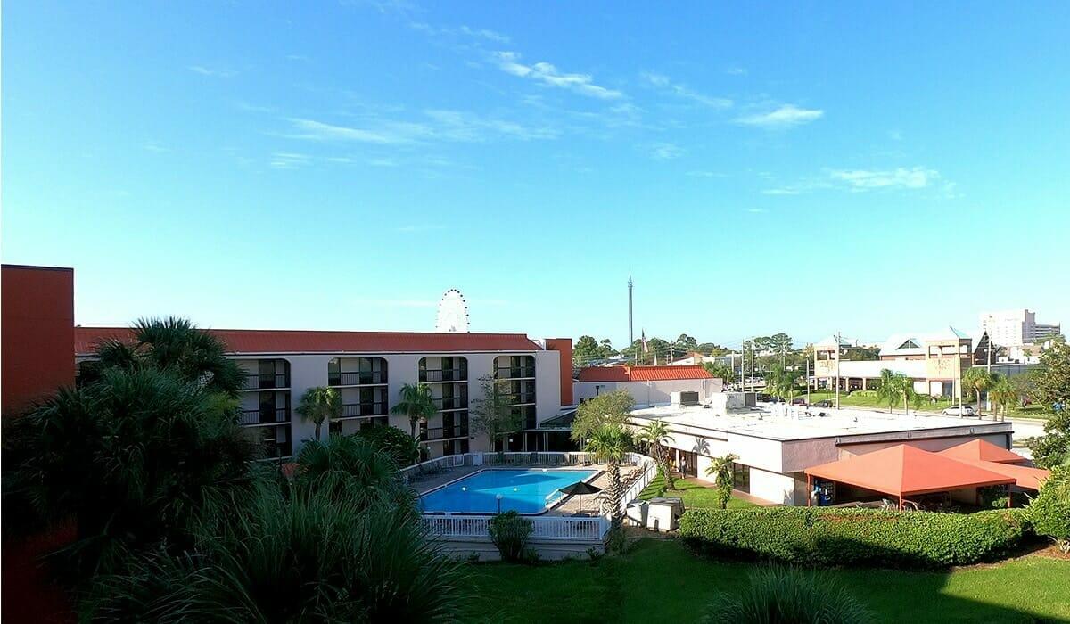 Baymont Inn Universal Orlando Hotel Far View