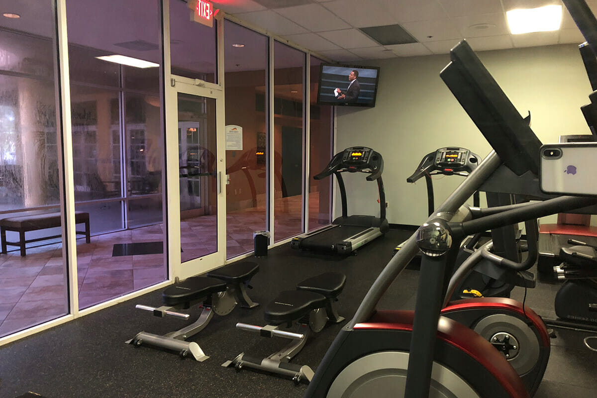 Baymont Inn and Suites Disney Orlando Hotel Fitness 2