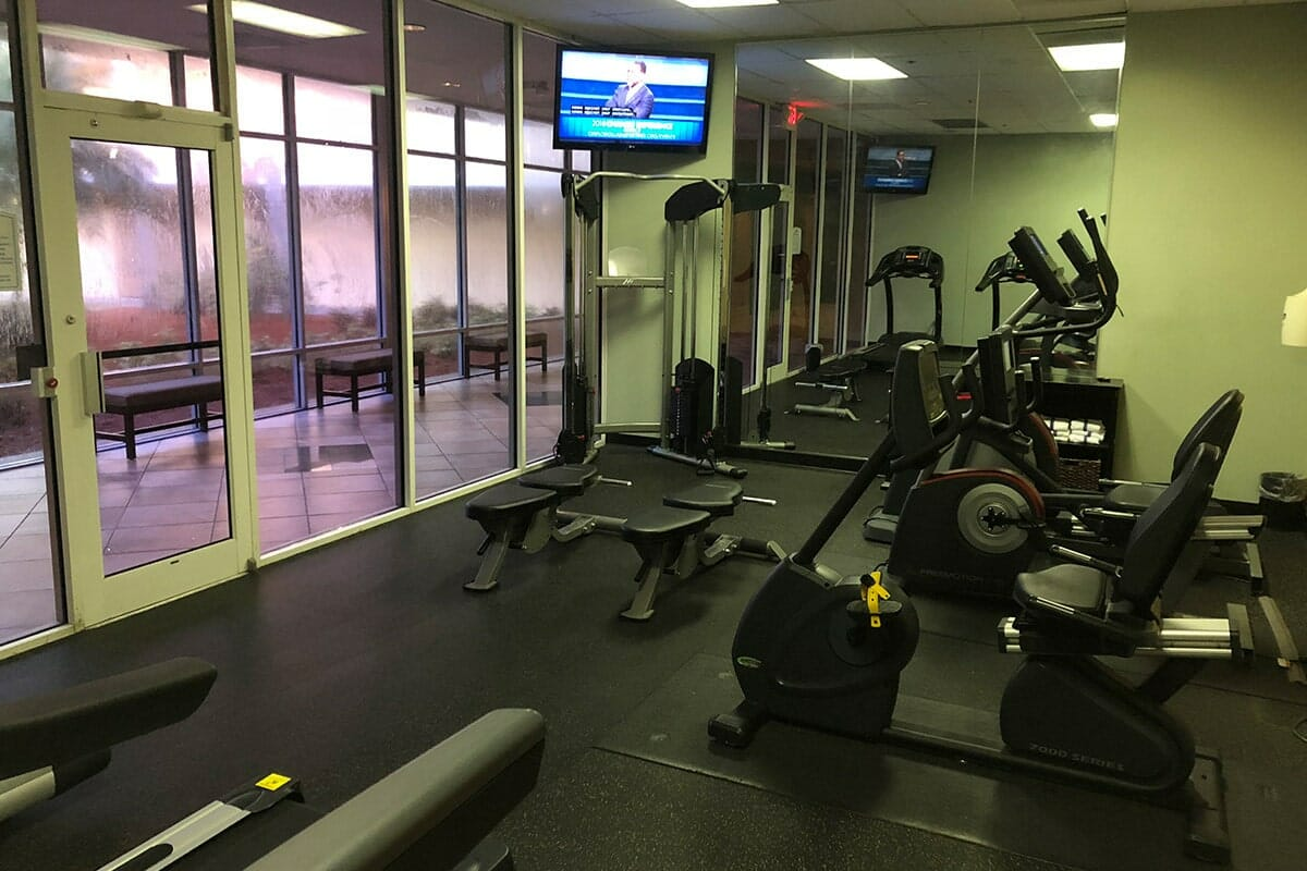 Baymont Inn and Suites Disney Orlando Hotel Fitness